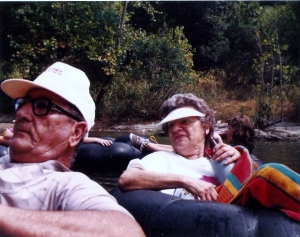 Mema and Pappy River